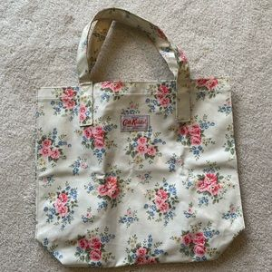 Cath Kidston Floral Oilcloth Tote